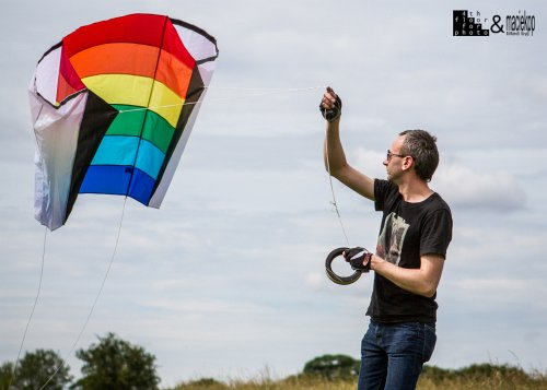 Kite Aerial Photography 101