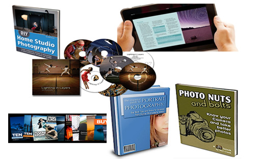 Six Last Minute eBooks That Are Great Gifts For Photographers