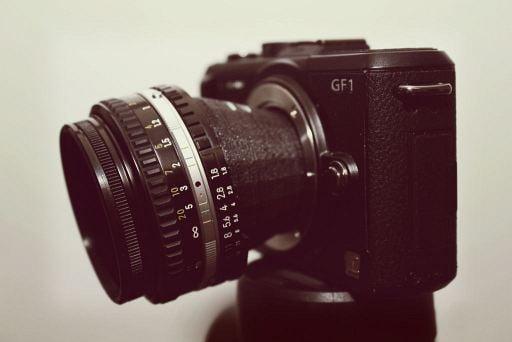 Tilt-Shift Lens Adapter