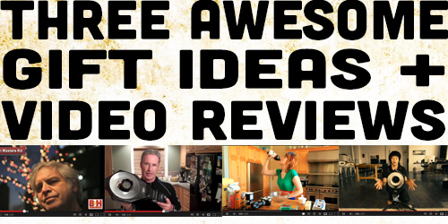 Three Awesome Gift Ideas With Video Reviews