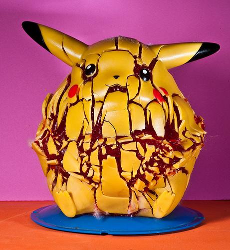 Achoo Pikachu