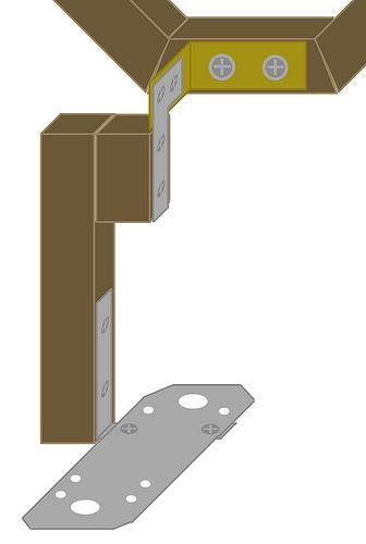 Flashholder concept detail