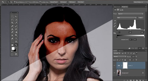 Quick Tip: Using Photoshop Check Layers For Better Retouching
