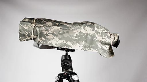 The Easiest Camera Rain Jacket Ever