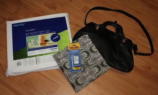How To Make A Fashionable DIY Camera Bag