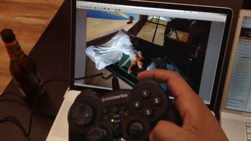 Using A Game Controller To Cull & Sort Files In Lightroom
