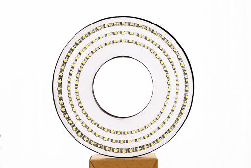How To Build A Varying Power LED Ring Light