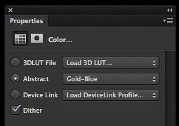 Tutorial: Using the Color Lookup Adjustment Layer In CS6