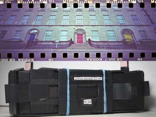 Panoramix - A Panoramic Hack Of The Wonderful Dippold Pinhole Camera