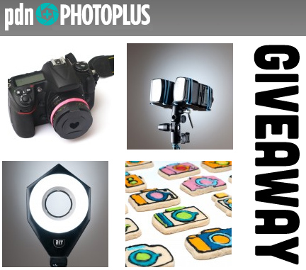 Are You Going to PhotoPlusExpo? Win Awesome Prizes
