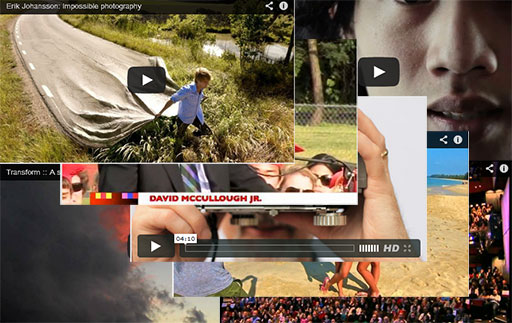 7 Inperirationan Photography Talks