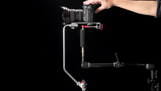 A Beautiful Camera Stabilizer. With Build Beautifully Filmed