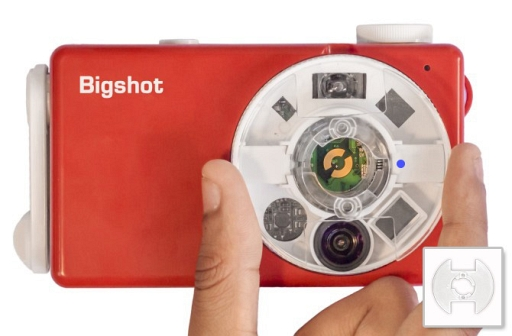 The Bigshot Camera Is A Full Fledged DIY Digital Camera