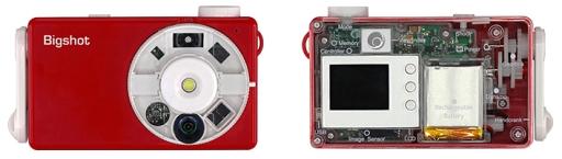 The Bigshot Camera Is A Full Fledged DIY Digital Camera