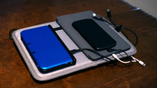 How To Charge All You Mobile Devices On The Go