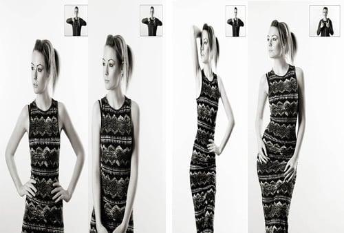 Dear Model..., kindest regards, Other Model. XXX