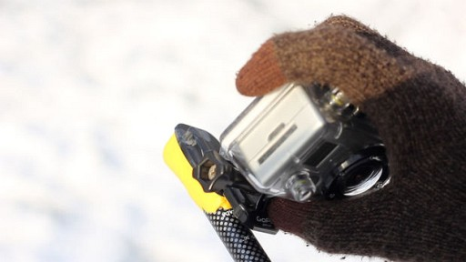 Make your own go pro pole cam with sugru