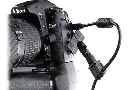 Nikon d750 tethered