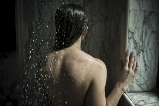 Want To Get Your Subjects Comfortable In A Shoot? Get Them In A Shower
