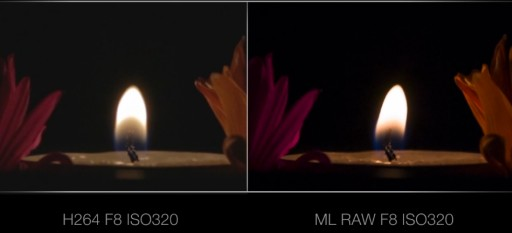 Magic Lantern's Low ISO Raw Video Leaves H.264 In The Shade