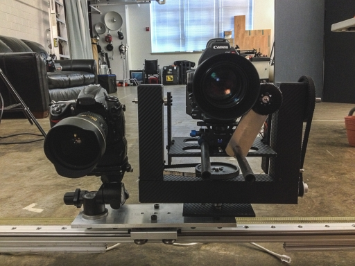 The Motus Is A (Commercial Grade) DIY 3 Axis Time Lapse Beast