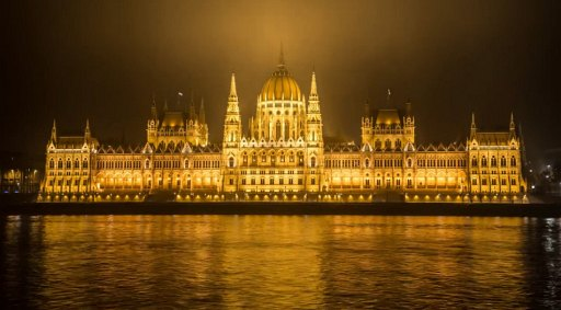 Nightvision Timelapse Will Remind You How Awesome European Architecture Is
