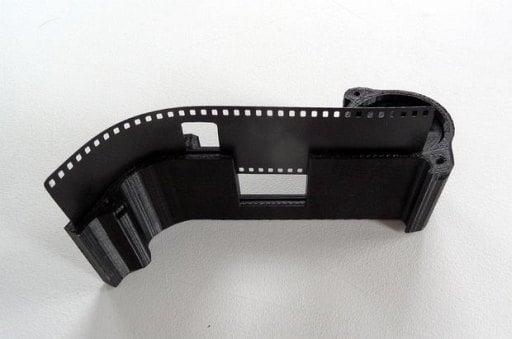 3d printable camera