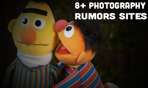 Quench Your Photography Rumors Thirst With These 8+ Photo
