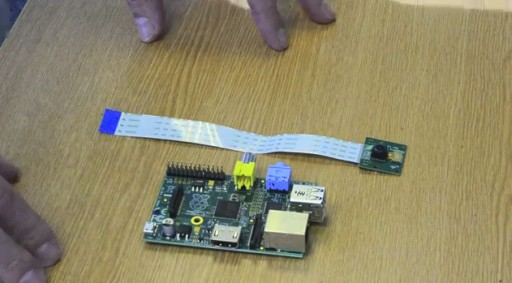 Build A Camera With This Raspberry Pi Camera Module
