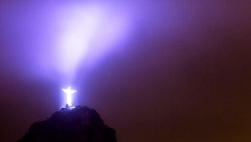 Beautiful Time Lapse Or Rio De Janeiro