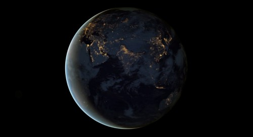 This Earth Time Lapse Is Made With Real Photos