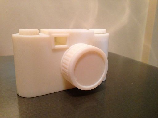 This 3D Printed Camera Looks Like The Real Thing