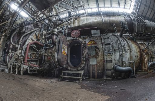 These Urban Exploration Photos Are Totally Worth Getting Caught