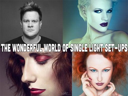 The Wonderful World of Single Light Set-Ups