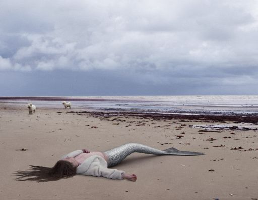 Milk & Sea Is A Collection Of Mermaids Photographed Across Europe