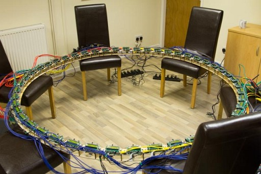 Bullet Time With Lots And Lots Of Raspberry Pis