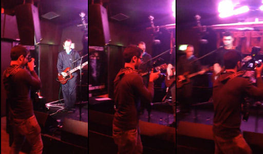 Photographer Flashes Camera At Band, Crowd Annoyed, Photos Are Sweet