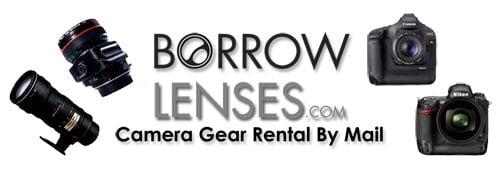 Borrow Lenses
