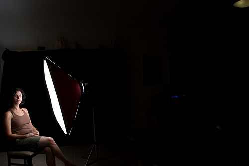 Portrait Lighting - setup