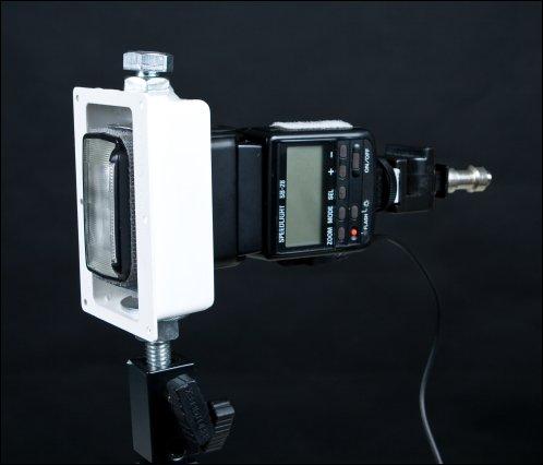 DIY Photography Lighting - Softbox