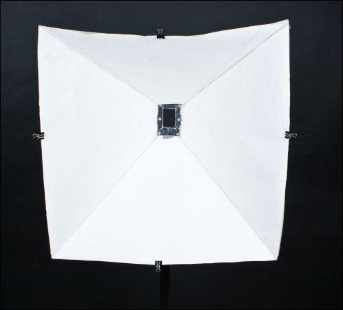 DIY Photography Lighting - Softbox