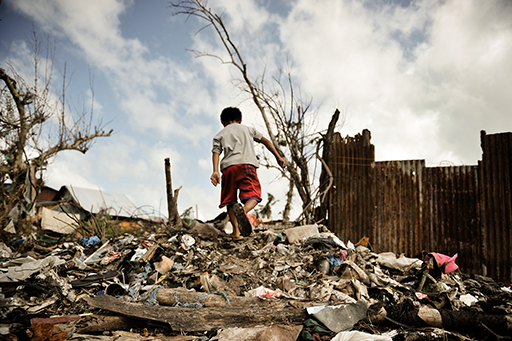 Typhoon Haiyan - A Photographers Aftermath