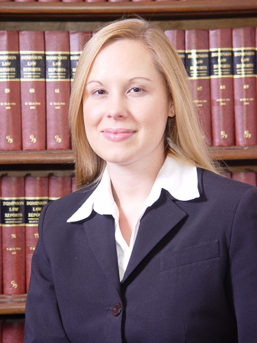Professional Lawyer Portrait