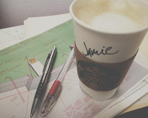 mobile photography filter app coffee cup jp danko toronto commercial photographer blurmedia
