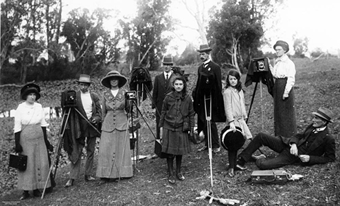 group-of-photographers-circa-1900