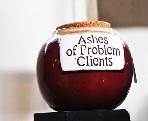 ashes-of-problem-clients