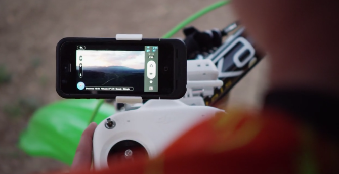 DJI Announces the Phantom Vision 2+, the Latest Addition to Their Drone Line