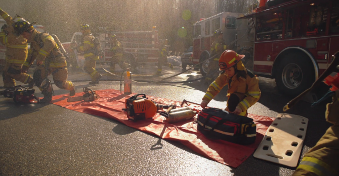 Let Me Know When You See Fire: What a Video Shot at 1000 FPS Looks Like in 4K