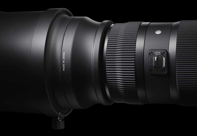 Sigma Gearing to Aim at Tamron With New Massive Telephoto Lens