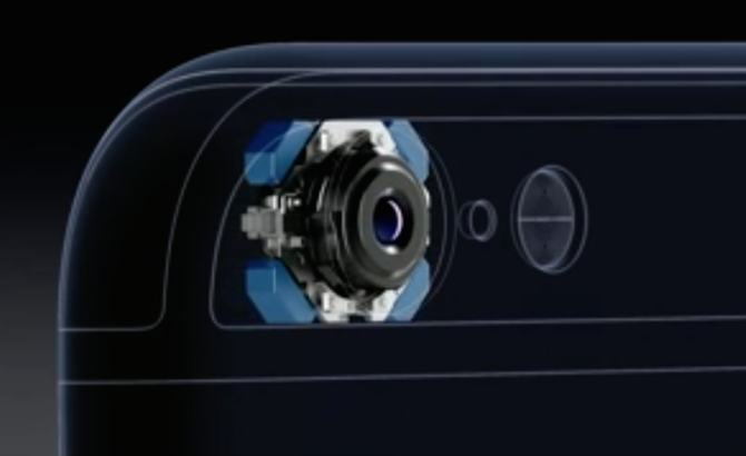 Apple Introduces the iPhone 6 and 6 Plus, with Phase Detection Auto-Focus, Optical Image Stabilization, 240 FPS Video, and More